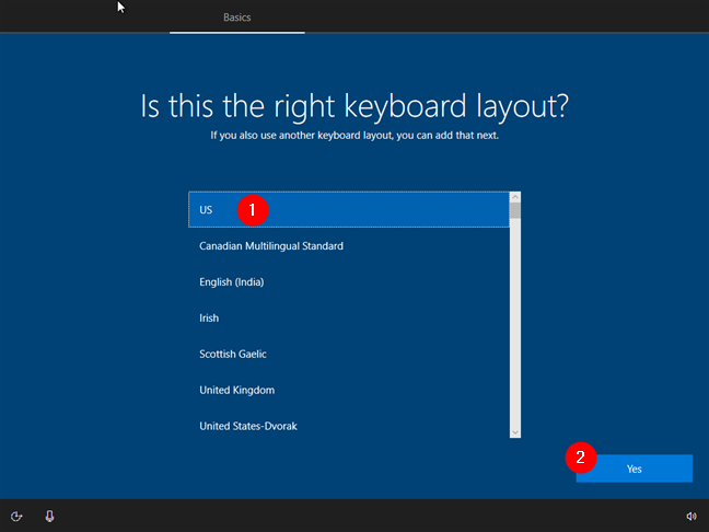 Alegerea tastaturii pe care vrei să o folosești
