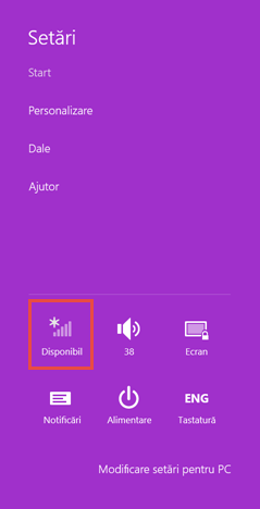 WPS, Wi-Fi Protected Setup, wireless, conexiune, fara fir, Windows 8.1