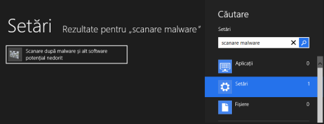 Prezentare Windows 8: Cum folosești Antivirusul Windows Defender