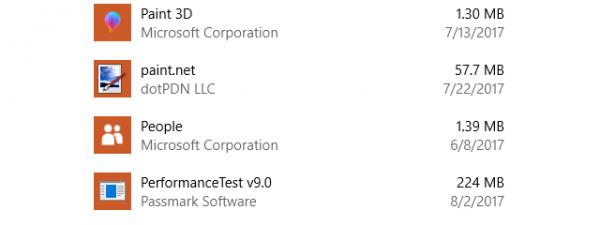 Aplicatii Windows