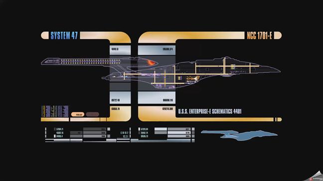 Screensaver-ul System 47