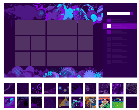 personalizare, ecran de blocare, ecran start