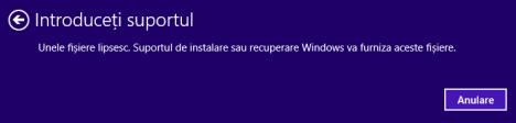 reîmprospătare, refresh Windows