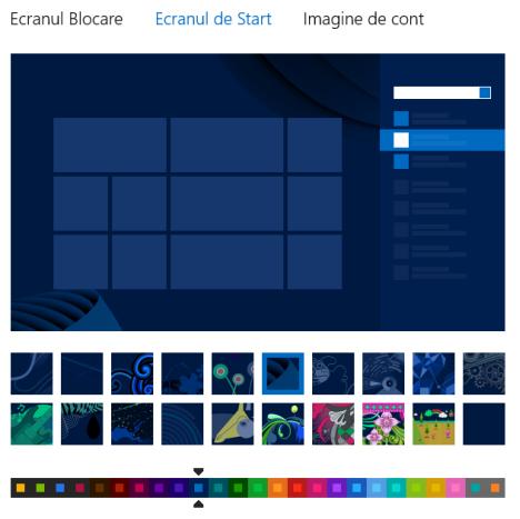 Windows 8, Start, ecran, modele, fundaluri, imagini