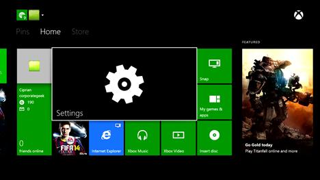 Xbox One, versiune, sistem de operare, serial, ID consola, Xbox Live