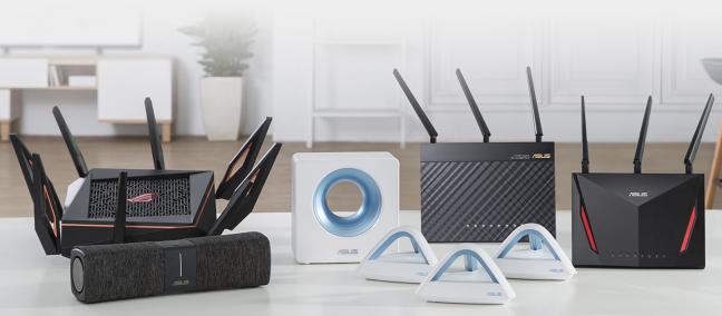 AiMesh funcționează atât cu routere cât și cu sisteme mesh Wi-Fi de la ASUS