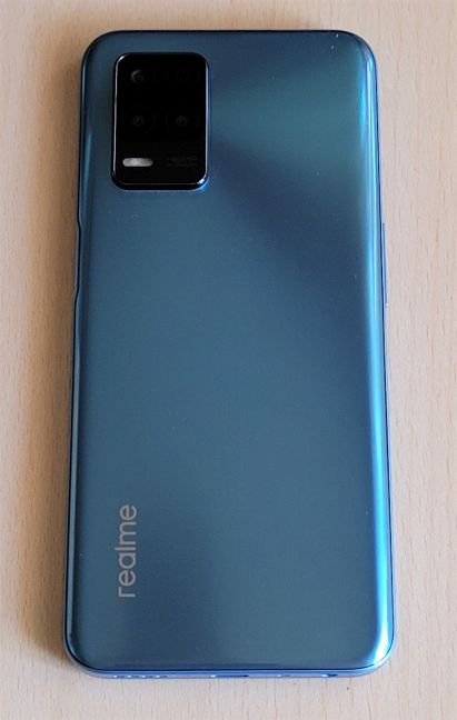 realme 8 5G - un telefon accesibil cu 5G