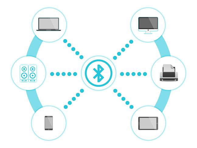 Ilustrație Bluetooth