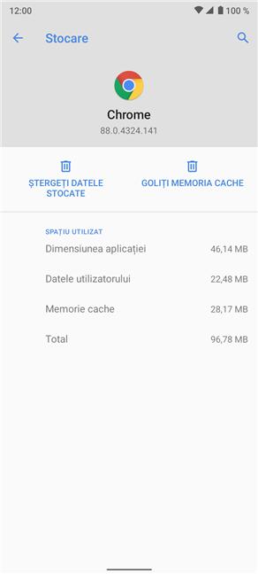 Pentru a opri notificările din Android, resetează aplicația browser care le trimite