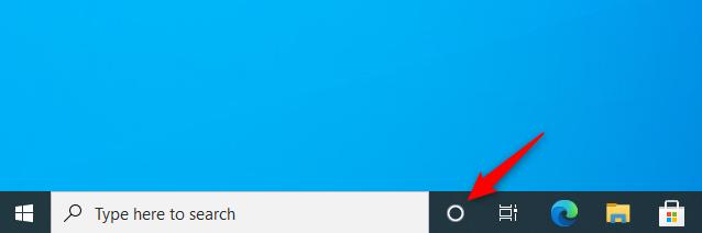 Cum deschizi Cortana în Windows 10