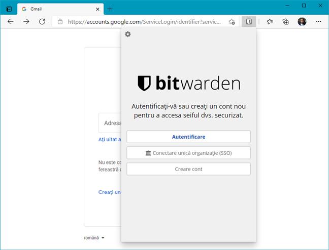 Bitwarden (Free Password Manager) - Extensii pentru Microsoft Edge