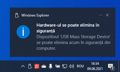 Este sigur să elimini hardware-ul