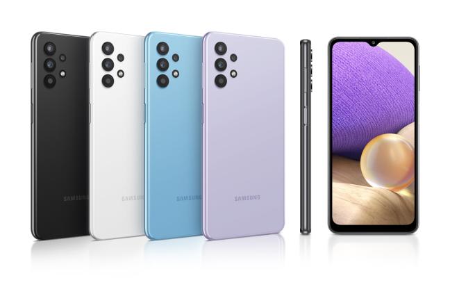 Culorile disponibile pentru Samsung Galaxy A32 5G