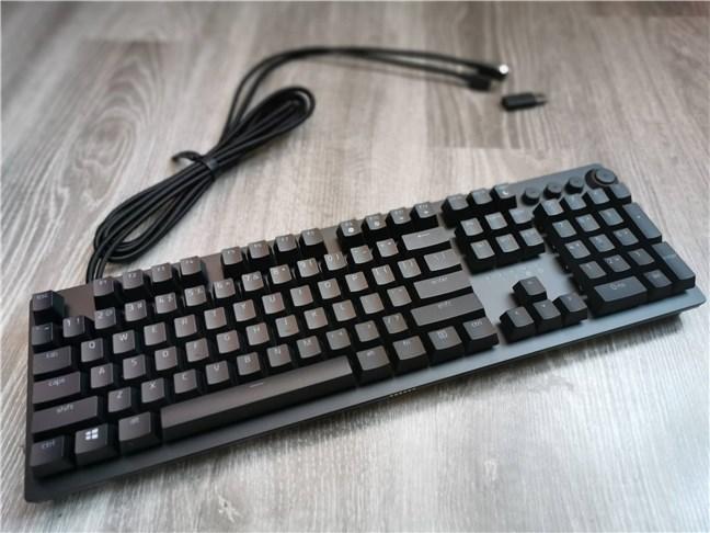 Tastatura de gaming Razer Huntsman v2 Analog