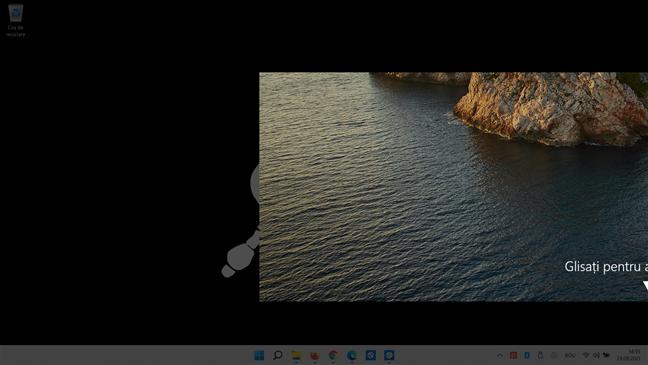 Cum închizi Windows 11 cu slidetoshutdown