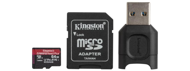 Kingston Canvas React Plus Kit