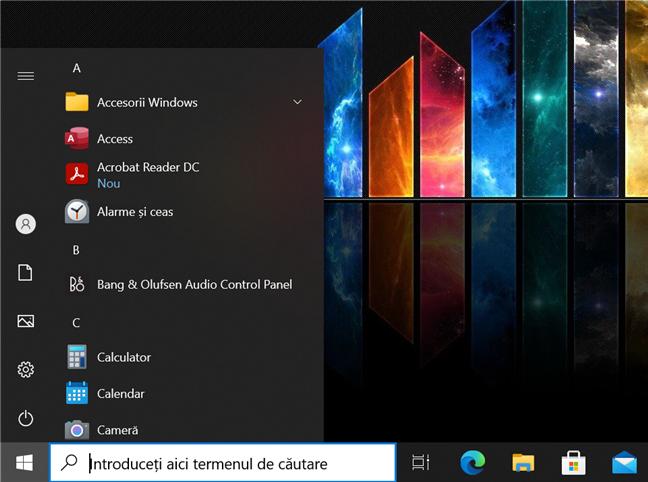 Creează un Meniu Start clasic în Windows 10