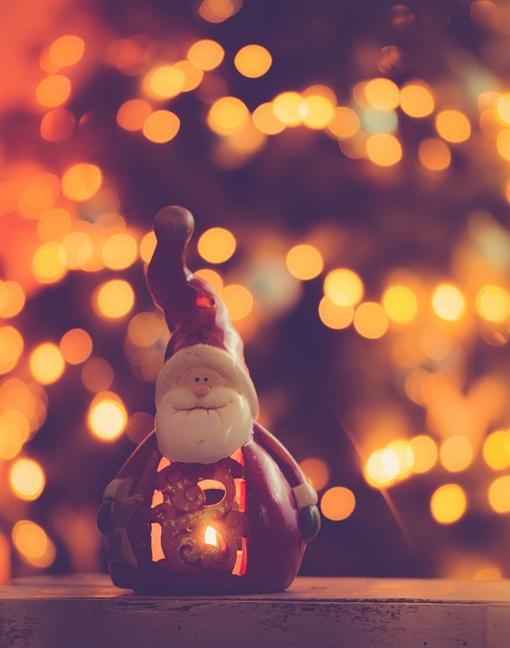 Figurină Moș Crăciun