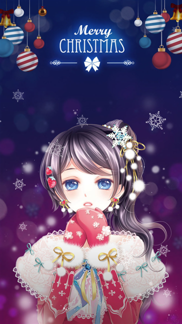 Crăciun Anime