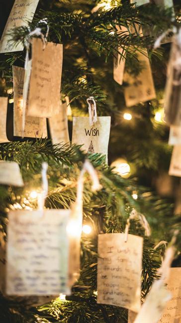 Scrisori în bradul de Crăciun