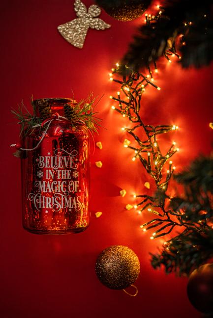 Crede în magia Crăciunului
