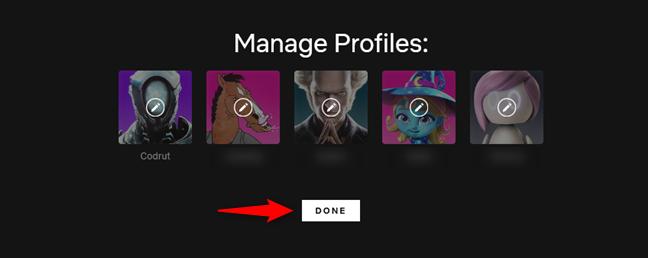 Limba Netflix este modificată