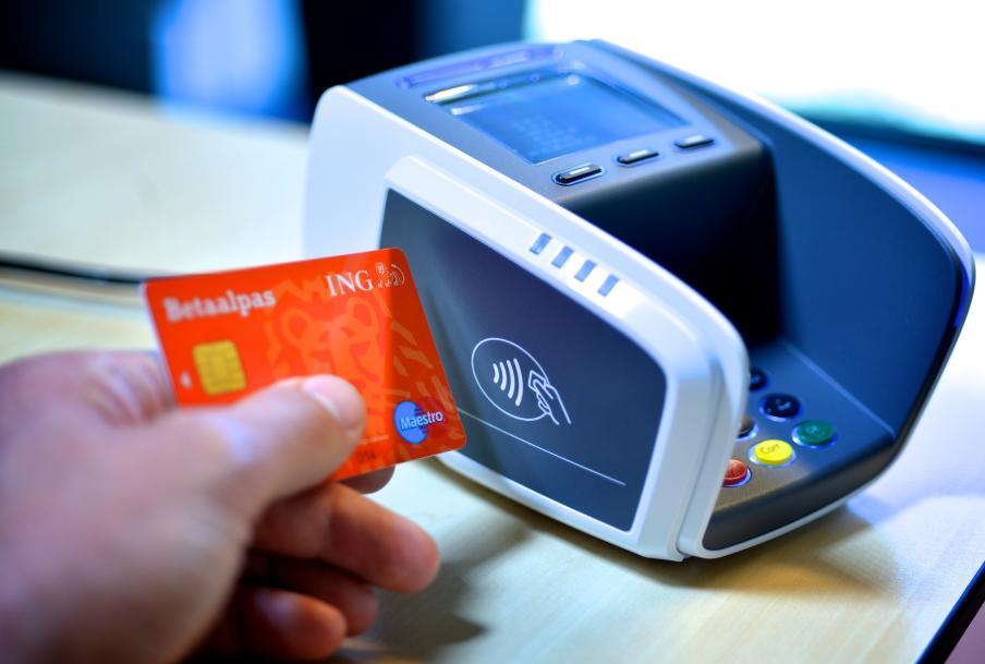 Card contactless cu RFID. Fotografie de la ING Olanda