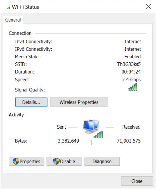 Conectivitatea Wi-Fi de pe Intel NUC10i5FNH