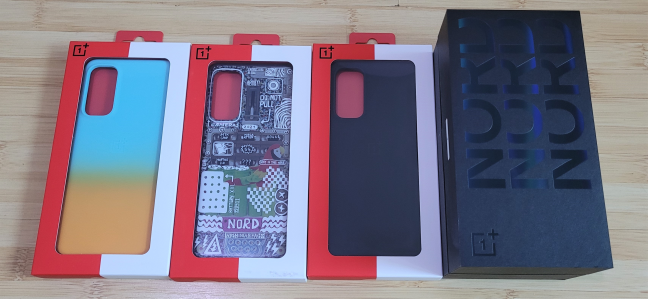 Huse de protecție pentru OnePlus Nord2 5G