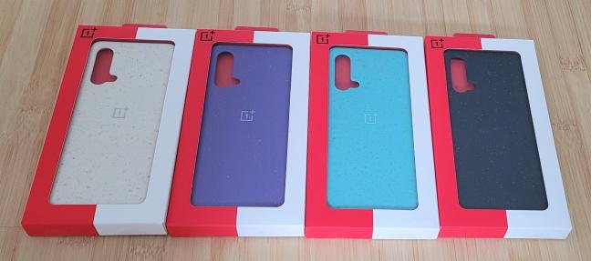 Husele de protecție disponibile pentru OnePlus Nord CE 5G