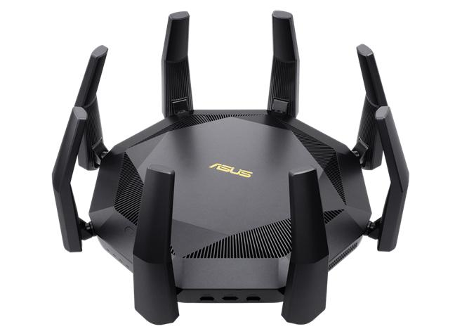 ASUS RT-AX89X este unul dintre cele mai puternice routere cu Wi-Fi 6