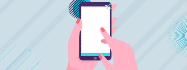 Screenshot telefon