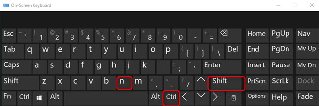 Apasă CTRL+SHIFT+N în Chrome pentru Windows, Linux sau Chrome OS