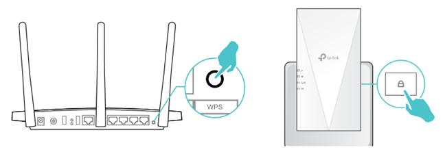 Configurarea TP-Link OneMesh prin WPS este cea mai rapidă