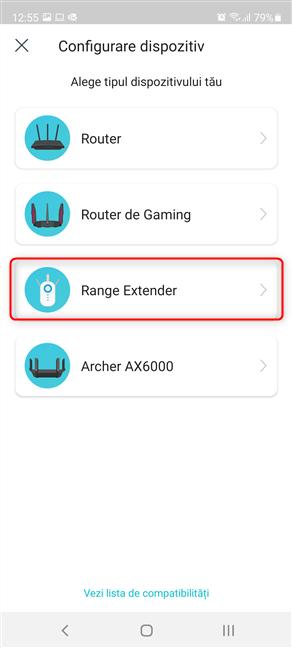 Alege Range Extender