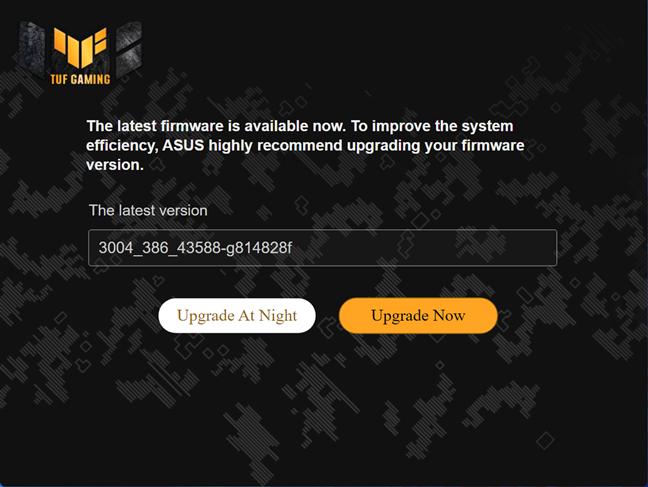 Este o idee bună să instalezi cel mai nou firmware