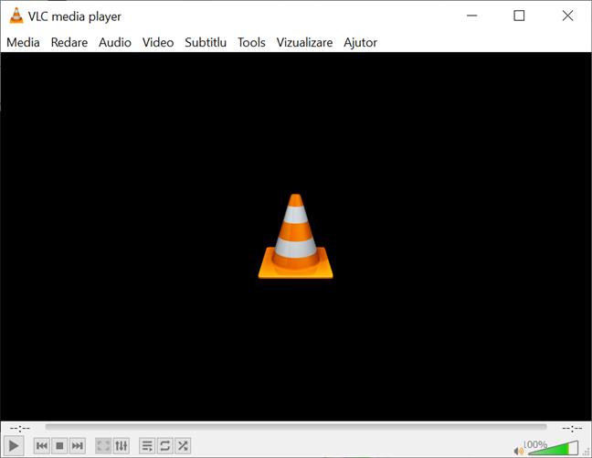 Deschide aplicația pentru a învăța cum faci capturi de ecran în VLC