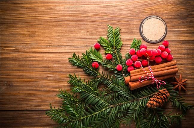 Ornament pentru sărbătoarea Crăciunului, de Daria-Yakovleva