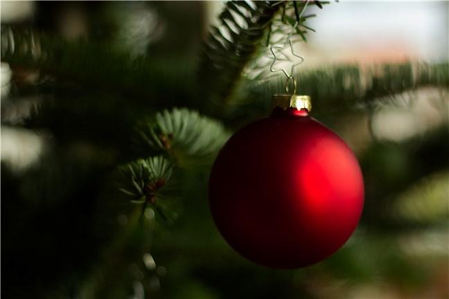 Glob roșu de Crăciun, de Elias Tigiser