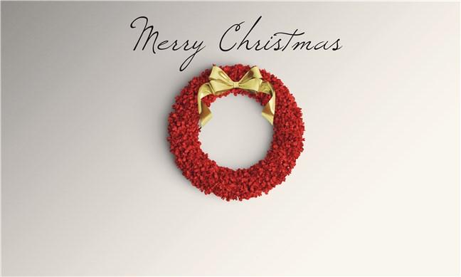 Coroniță de Crăciun, de Becca Clark