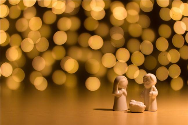 Figurine cu Nașterea, de Gareth Harper