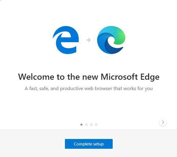 Versiunea veche de Microsoft Edge a fost scoasă din Windows 10