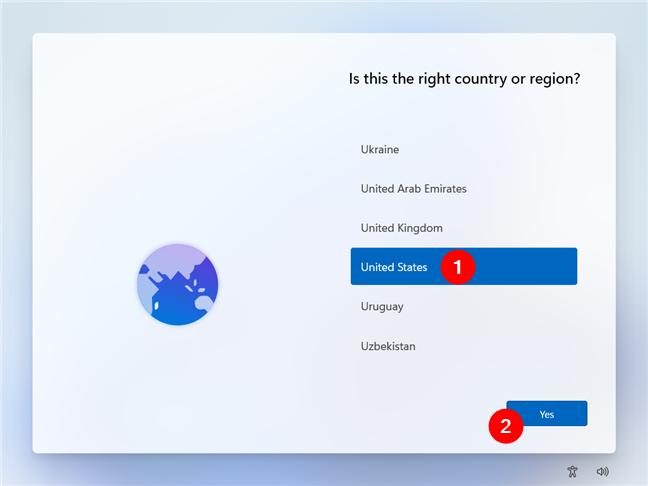 Alege țara din listă