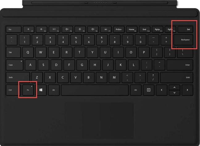 Cum schimbi luminozitatea pe o tabletă Surface Pro