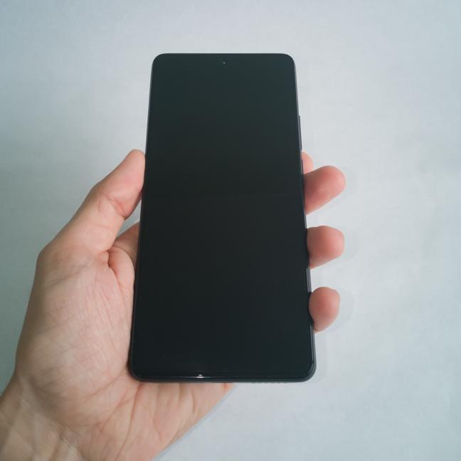 Partea frontală a lui Xiaomi 11T